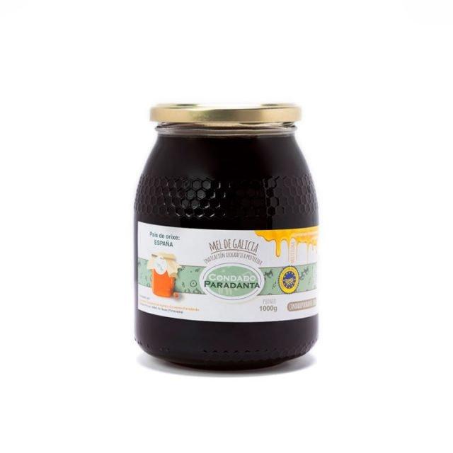 Miel de bosque Condado Paradanta