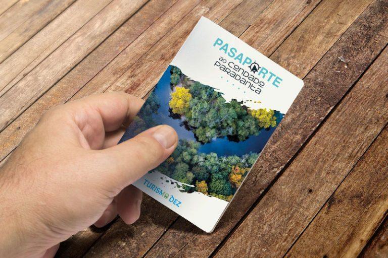 Le passeport du comté de Paradanta commence